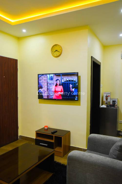 Luxury 1 Bedroom Flat, Allen, Ikeja, Lagos, Mini Flat Short Let