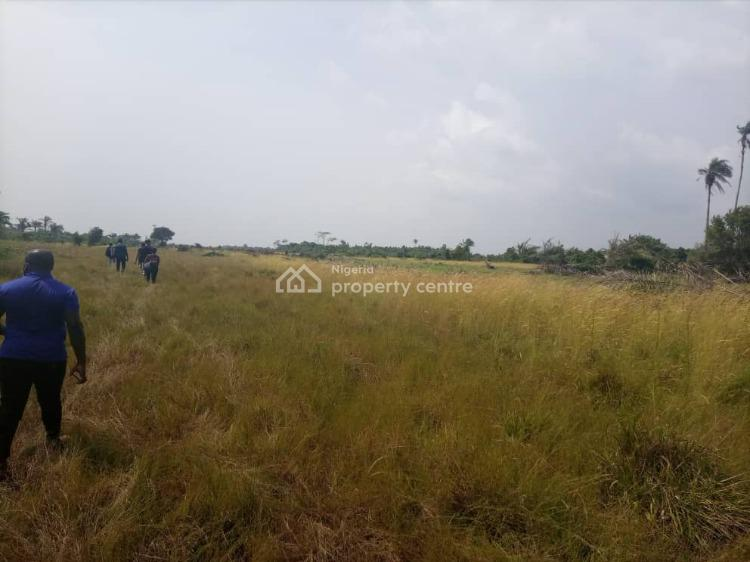 30 Hectares of Land in Available in Beach Axis, Igando Oloja, Ibeju Lekki, Lagos, Mixed-use Land for Sale