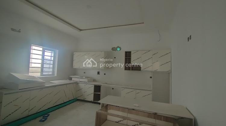Brand New 4 Bedrooms with Bq, Ikate Elegushi, Lekki, Lagos, Detached Duplex for Sale