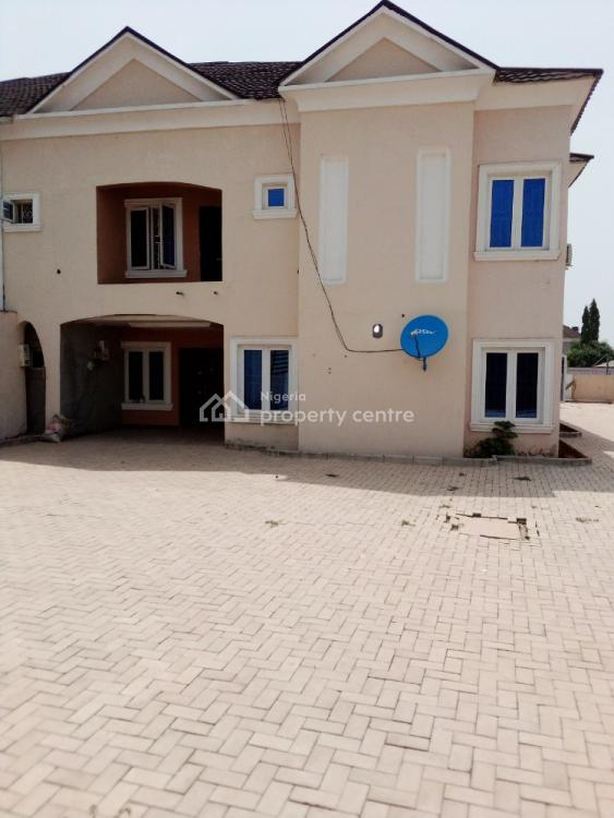 Newly Built Luxury 3 Bedroom. Fully Finished and Fully Serviced, Sunnyvale Estate, Lokogoma District, Abuja, Terraced Duplex for Rent
