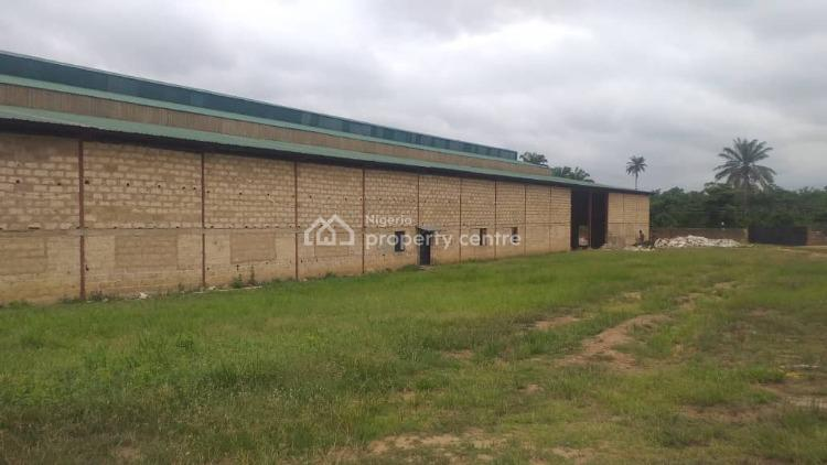 Warehouse of  3 Acres of Land, Podo Area, Ibadan, Oyo, Commercial Property for Sale