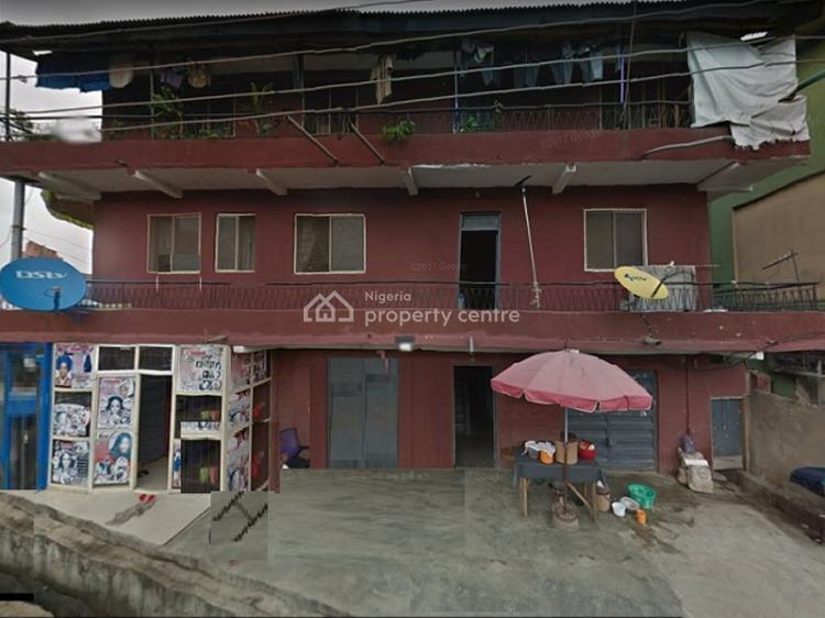 a Block of Flats Sitting on 392sqm, Shomolu, Lagos, Block of Flats for Sale