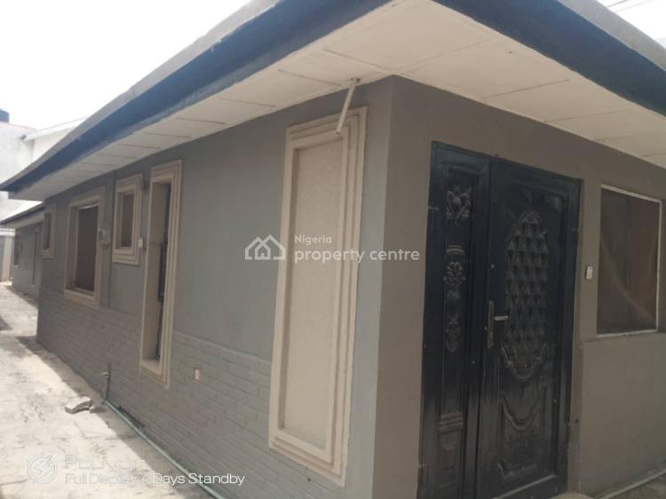 Pgl 214 3 Bedroom Bungalow with 2 Rooms Bq, Lekki Phase 1, Lekki, Lagos, House for Rent