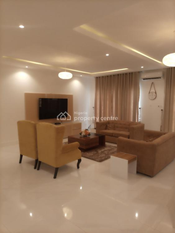 3 Bedroom Apartment, Pinnock Beach Estate, Osapa, Lekki, Lagos, Flat Short Let