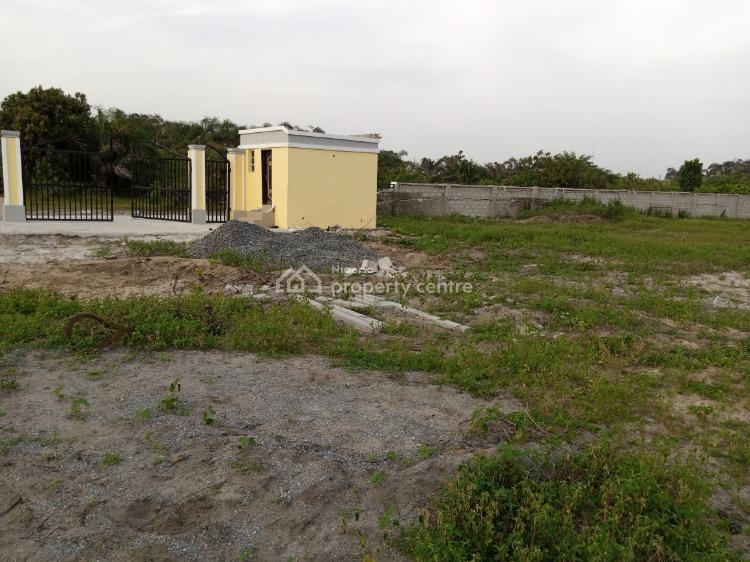 Luxury Buy and Build Estate, Oreki Community in Proximity of Eleko, Before Amen Estate Phase 2, Ibeju Lekki, Lagos, Residential Land for Sale