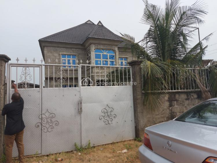 Detached Uncompleted Building, Directly Opposite Free Trade Zone, Lekki Free Trade Zone, Lekki, Lagos, Detached Duplex for Sale