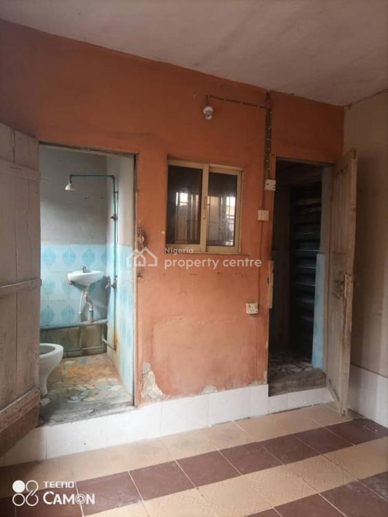 Sharp and Spacious Self Contained, Adenowo Street, Kilo, Surulere, Lagos, Semi-detached Bungalow for Rent