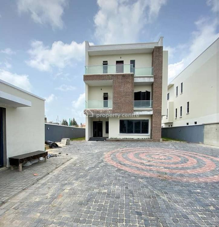 Luxury 5 Bedroom Detached Duplex Going at a Giveaway Price, Lekki Phase 1, Lekki, Lagos, Detached Duplex for Sale