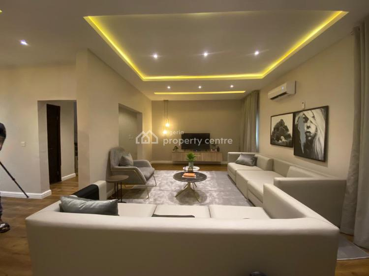 Exquisite 4 Bedroom Apartment with Luxurious Amenities., Gbangbala, Ikate, Lekki, Lagos, House Short Let