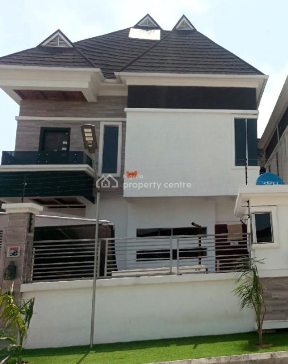 a 4 Bedroom Duplex, Ologolo, Lekki, Lagos, Detached Duplex for Sale