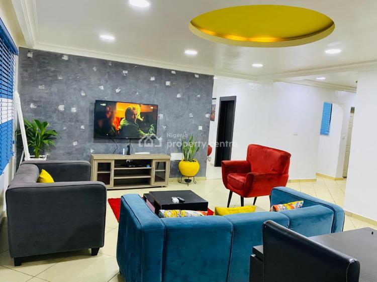 3 Bedroom Furniture Apartment, Flat 6, Edel Wess Block, Prime Water View Gardens  2,, Ikate Elegushi, Lekki, Lagos, Flat Short Let