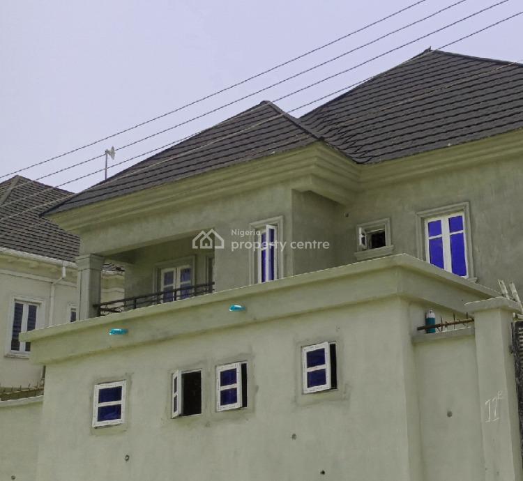 a 4 Bedroom Duplex, Agungi, Lekki, Lagos, Detached Duplex for Rent