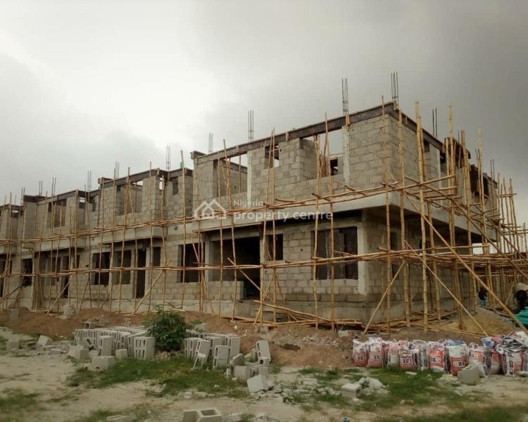 Luxury 4 Bedrooms Terraced Duplex Available, Appleton Court, Ajah, Lagos, Terraced Duplex for Sale