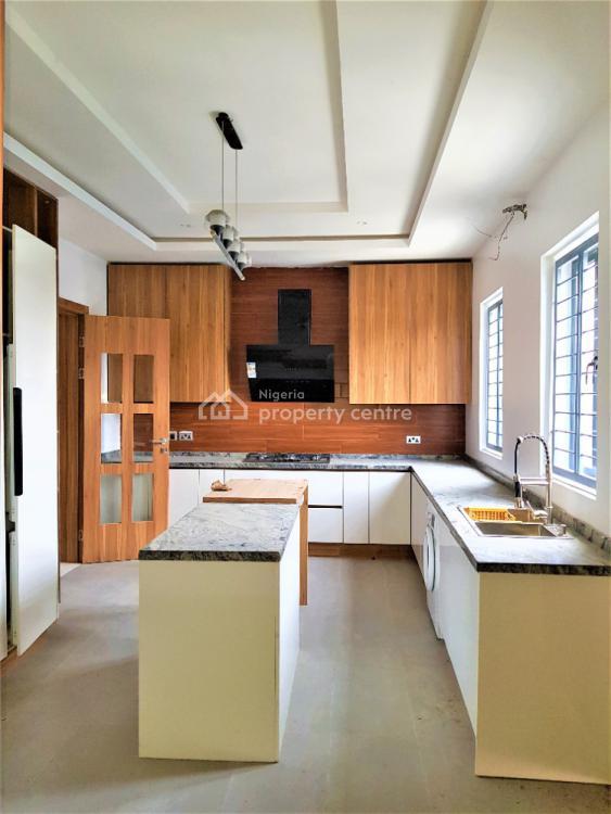 Newly Built Luxury 5 Bedroom Duplex in a Serene Neighbourhood, Abiola Court, Ikate Elegushi, Lekki, Lagos, Semi-detached Duplex for Rent