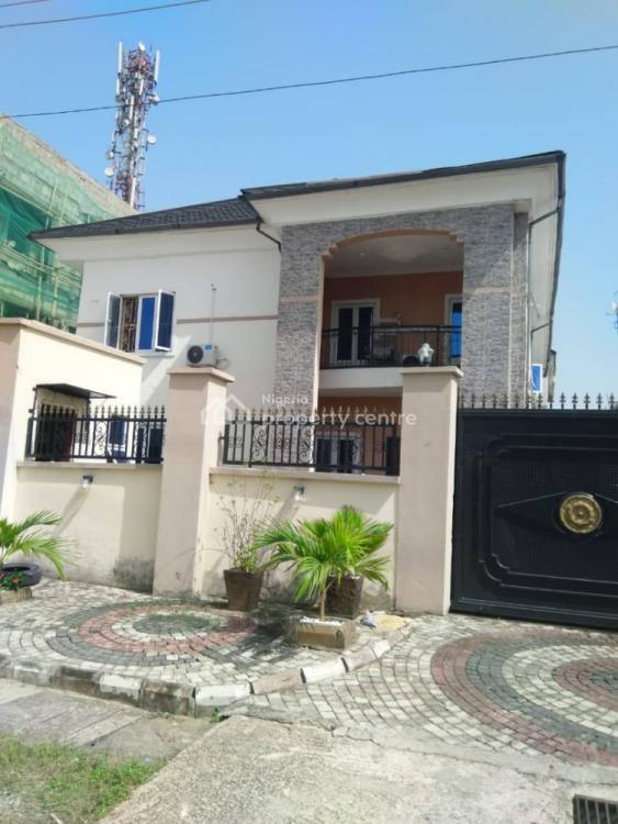 Presidential 6 Bedroom Duplex with 2bq, Freedom Way, Lekki Phase 1, Lekki, Lagos, Flat for Rent