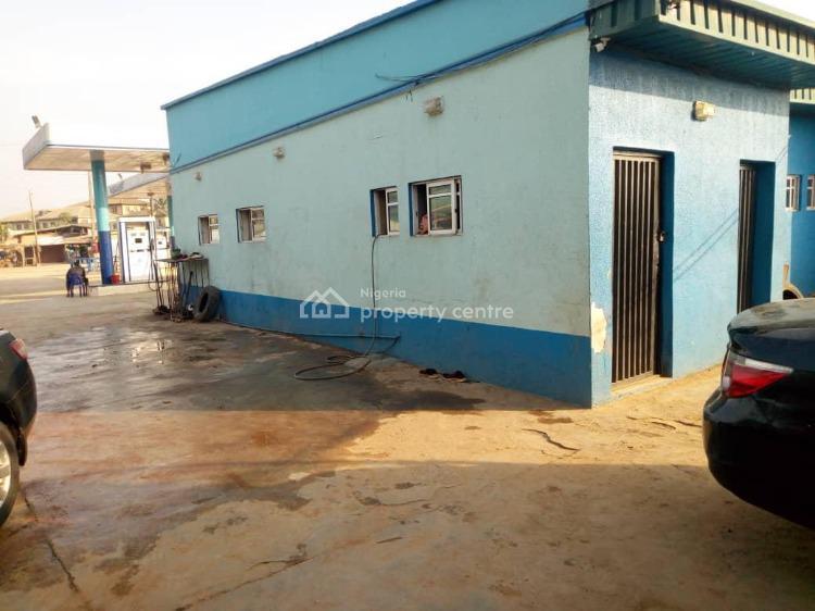 Filling Station, Ajuwon, Ifo, Ogun, Filling Station for Sale