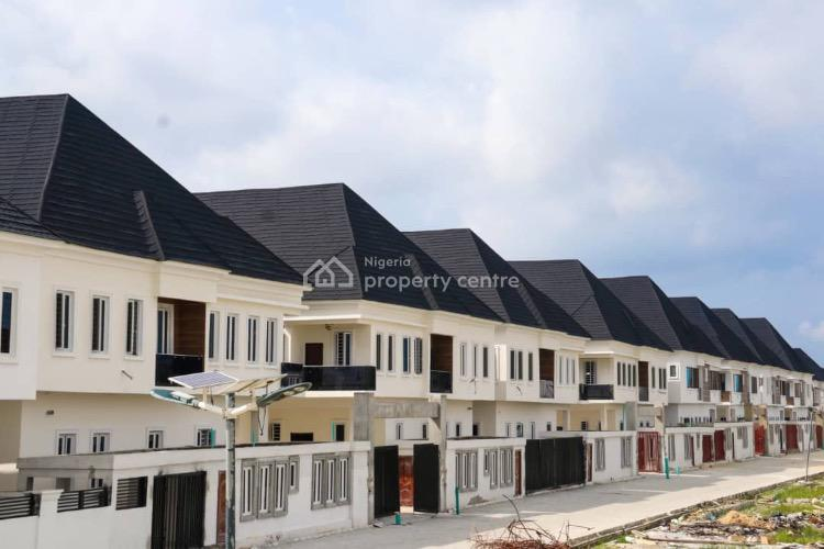 Classy and Luxurious Home, Harris Drive Beside Vgc Estate, Lekki Expressway, Lekki, Lagos, Terraced Duplex for Sale