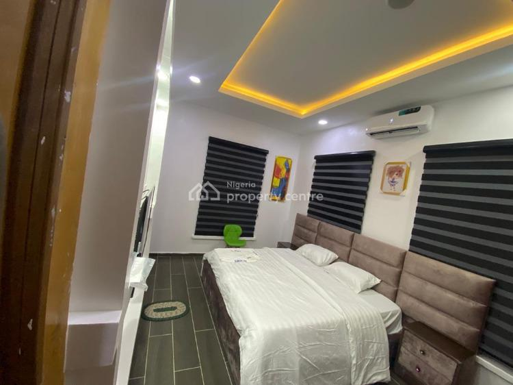 5 Bedrooms Duplex (allows Party), Osapa, Lekki, Lagos, Semi-detached Duplex Short Let