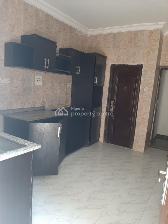 Clean 3 Bedroom Flat, Within a Gated Estate Before Sangotedo Shop Rite, Sangotedo, Ajah, Lagos, Flat for Rent