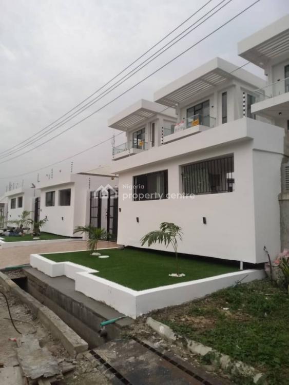 Beautiful Luxury 5 Bedroom Fully Detached Duplex Available, Lekki Phase 1, Lekki, Lagos, Detached Duplex for Sale