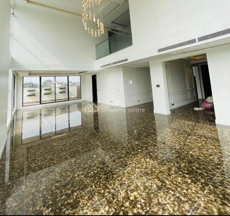a Very Luxurious Most Exquisite 6 Bedroom Detached Duplex with Pool, Ikoyi, Lagos, Detached Duplex for Sale