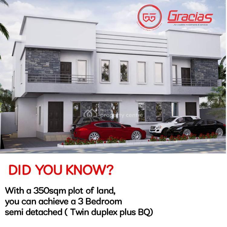 Exquisite Buy and Build Land, Idera Housing Scheme, Lekki-epe Expswy Before Eleko Junction, Eleko, Ibeju Lekki, Lagos, Mixed-use Land for Sale