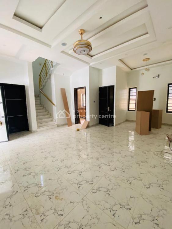 4 Bedroom Terraced Duplex with B/q, Ikota, Lekki, Lagos, Terraced Duplex for Sale