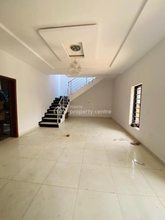 4 Bedroom Semi Detached Duplex with B/q, Ikota, Lekki, Lagos, Semi-detached Duplex for Rent