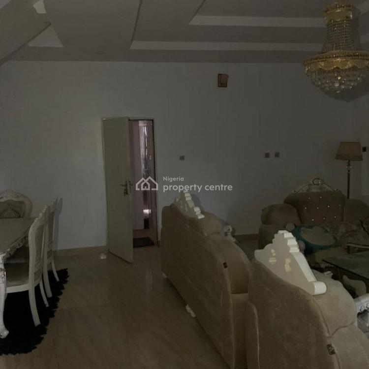 3 Bedroom Semi Detached Duplex with B/q, Ikota, Lekki, Lagos, Semi-detached Duplex for Rent