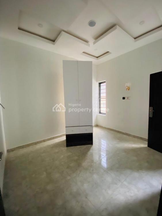 4 Bedroom Terraced Duplex with a Room Bq, Ikota, Lekki, Lagos, Semi-detached Duplex for Rent