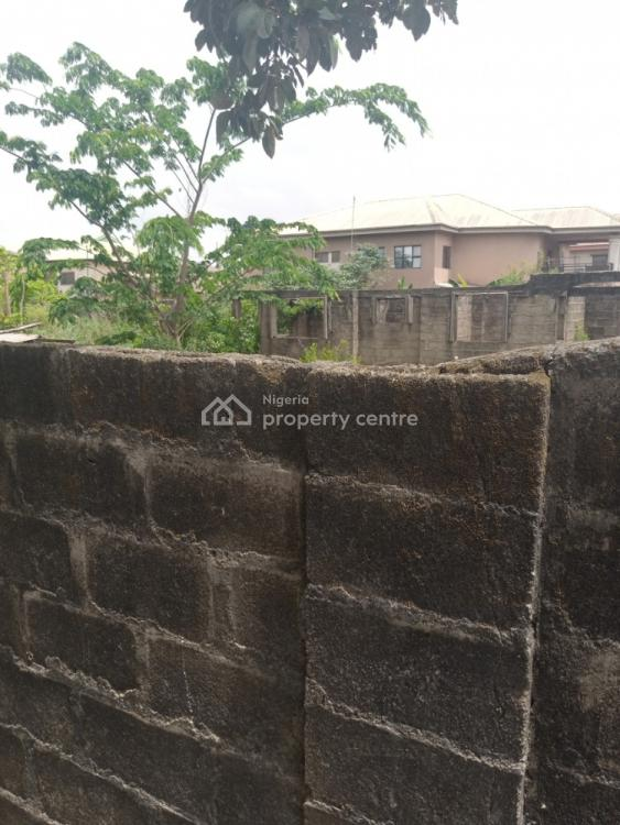 a Plot of Dry Land with  C of O, Coker Estate,  Egbeda, Shasha, Alimosho, Lagos, Residential Land for Sale