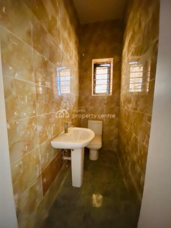 4 Bedroom Terraced Duplex with a Room Bq, Ikota Gra, Lekki, Lagos, Semi-detached Duplex for Rent