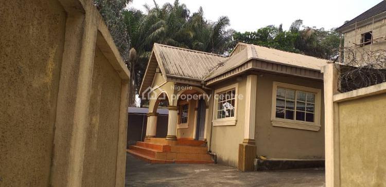 Modern 4 Bedroom Bungalow with Pop, Gospel Camp Bus Stop, Iyana School, Iba, Ojo, Lagos, Detached Bungalow for Sale