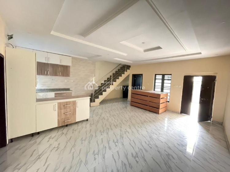 Contemporary 2 Bedroom Duplex in a Gated Estate, Ajah, Lekki, Lagos, Terraced Duplex for Sale