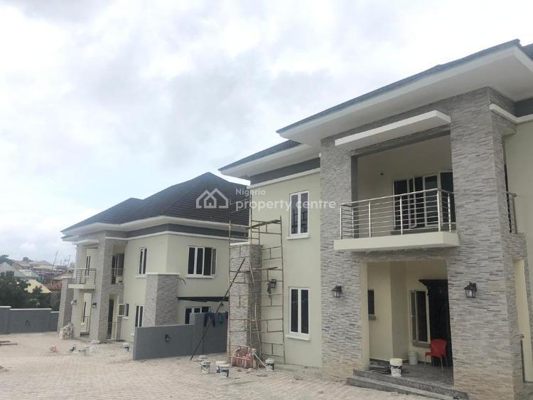 7 Bedrooms Twin Duplex, Guzape District, Abuja, House for Sale