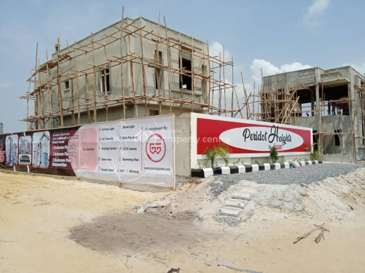 C of O, Peridot Heights, Opp Shoprite, Sangotedo, Ajah, Lagos, Flat for Sale