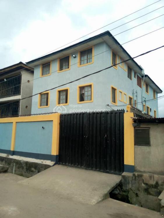 Fine Block of Flats, Mushin, Lagos, Block of Flats for Sale