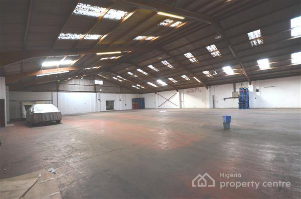 For Sale 2 Bay Warehouse On One Acre Of Land Industrial