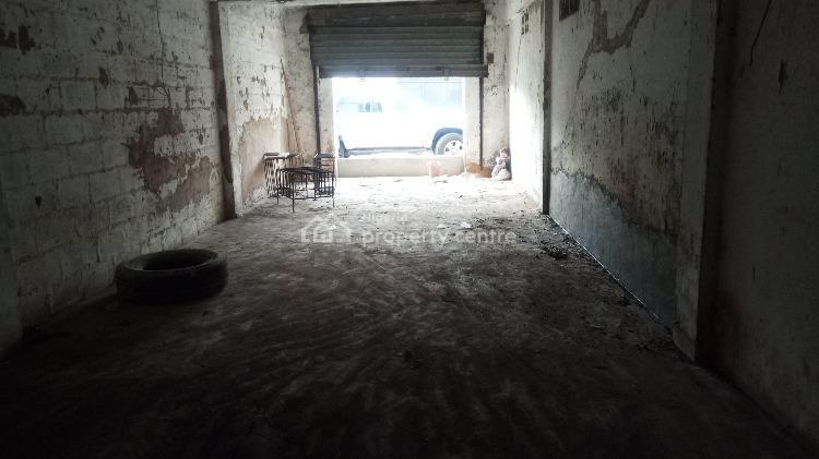 Big, Longer Open Warehouse, Yaba, Lagos, Warehouse for Rent