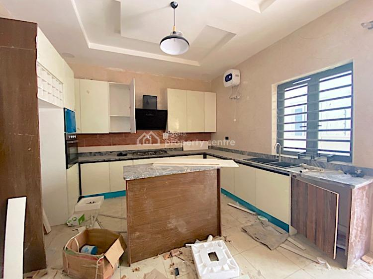 New House in a Gated Estate. Massive 5 Bedroom Fully Detached & Bq, Agungi, Jakande, Lekki, Lagos, Detached Duplex for Sale
