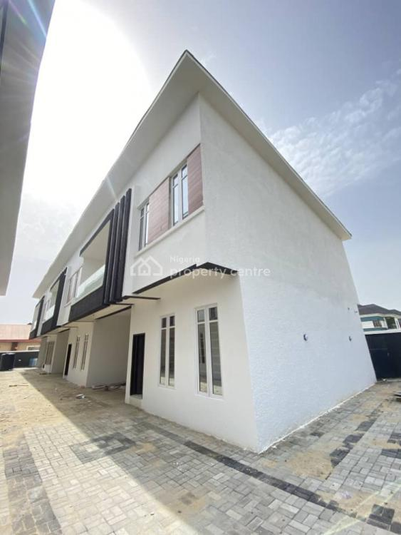 a Lovely 4 Bedroom Terrace Duplex, Ologolo, Lekki, Lagos, Terraced Duplex for Sale