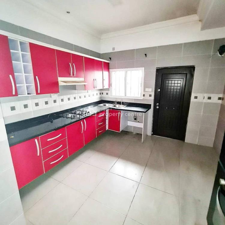 4 Bedroom Semi Detached Duplex, Ikate, Lekki, Lagos, Flat for Rent