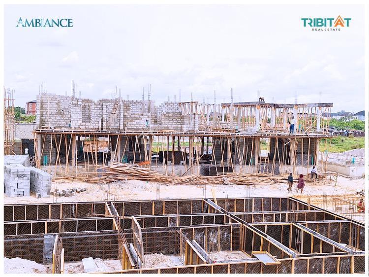Luxury 2 Bedroom Terrace Duplex, Abraham Adesanya, Ajah, Lagos, House for Sale