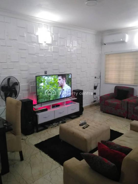 Luxury 2 Bedroom Terrace Duplex, Royal Palmwill Estate, Ajah, Lagos, House Short Let