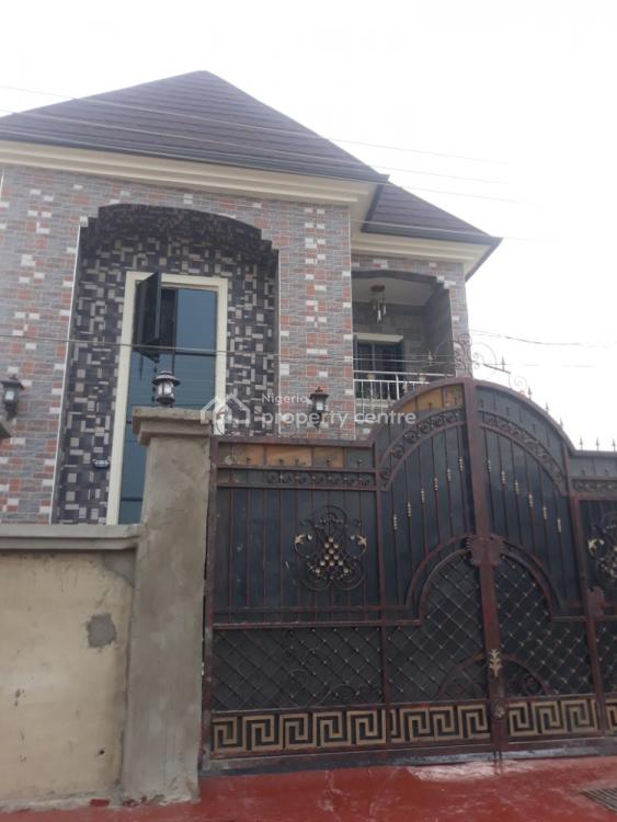 Brand New 2 Bedroom Flat in a Serene and Secured Estate, Greenfield Estate, Ago Palace, Isolo, Lagos, Flat for Rent