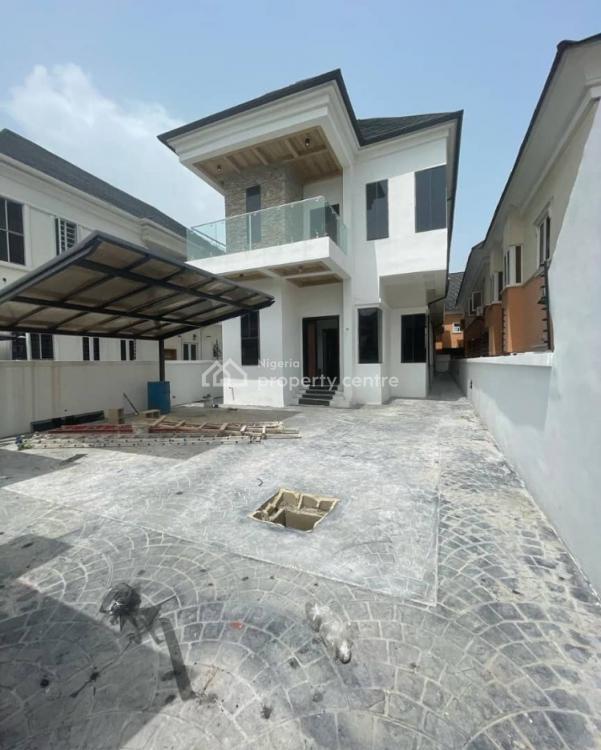Brand New Massive 5 Bedroom Detached Duplex, Chevron, Lekki, Lagos, Detached Duplex for Sale