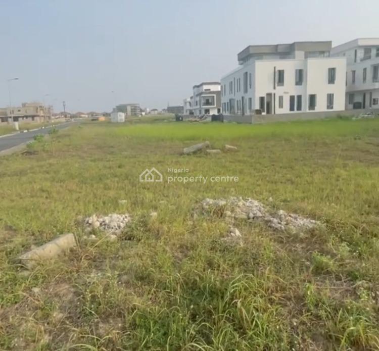 800sqmts Corner Piece Land, Ikate, Lekki, Lagos, Residential Land for Sale