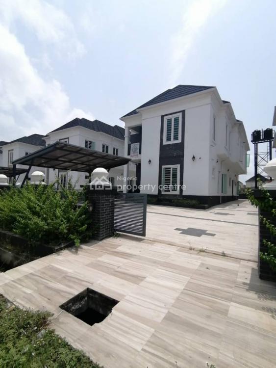 Luxury Brand New  5 Bedrooms Fully Detached Duplex, Lekki County Homes Estate, Ikota, Lekki, Lagos, Detached Duplex for Sale