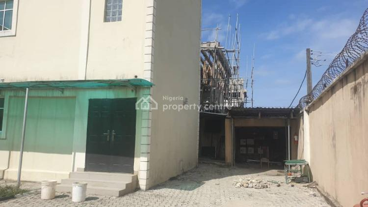 a School Building., Osapa London, Lekki, Lagos, School for Sale