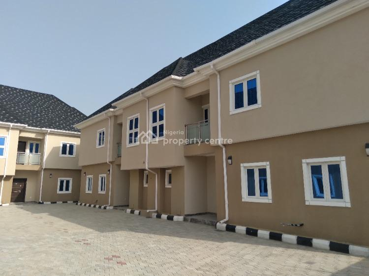 Brand New 4-bedroom Semi-detached House, Ilasan, Lekki, Lagos, Semi-detached Duplex for Rent